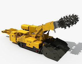 Roadheader 3D
