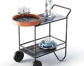 3D Calligaris Giro table