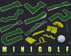 Minigolf 3D