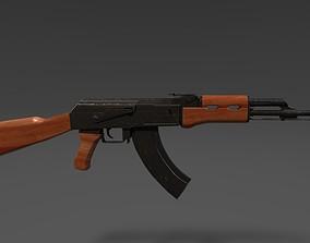 3D AK-47 ak47