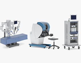 Surgical System Collection 3D