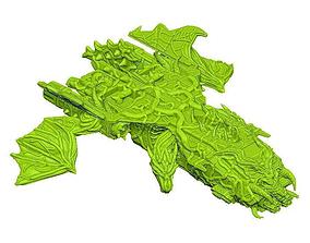 DRAGON RAPTOR 3D printable model