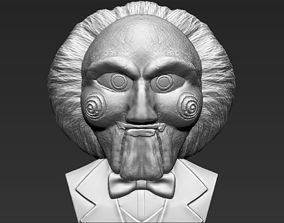 Billy the Puppet from Saw 3D printing ready stl obj