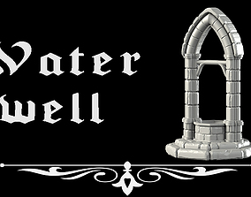 water well scenics 3D print model