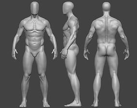 3D model Human Anatomy - 7