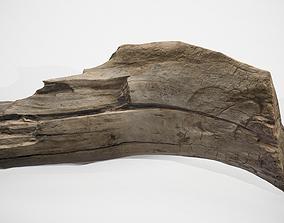 scan wood 3D asset