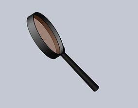 3D printable model Magnifying glass