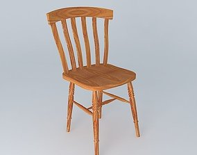 Chair residential-building 3D model