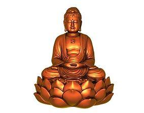 Buddha furniture 3D printable model