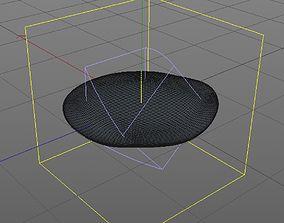Salami 3D model