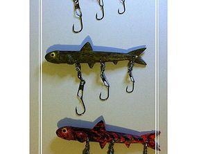 Gone Fishin Lure hobby-diy 3D printable model