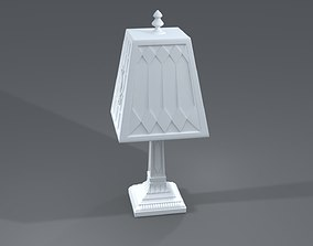 3D print model Royal Lamp