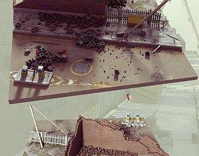 3D Little Urban Disaster