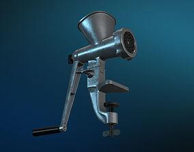 Meat grinder 3D model
