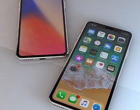 2017 iPhone x 3D model