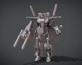 ZZ Gundam 3D printable model