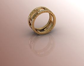3D printable model Ring fashion-challenge