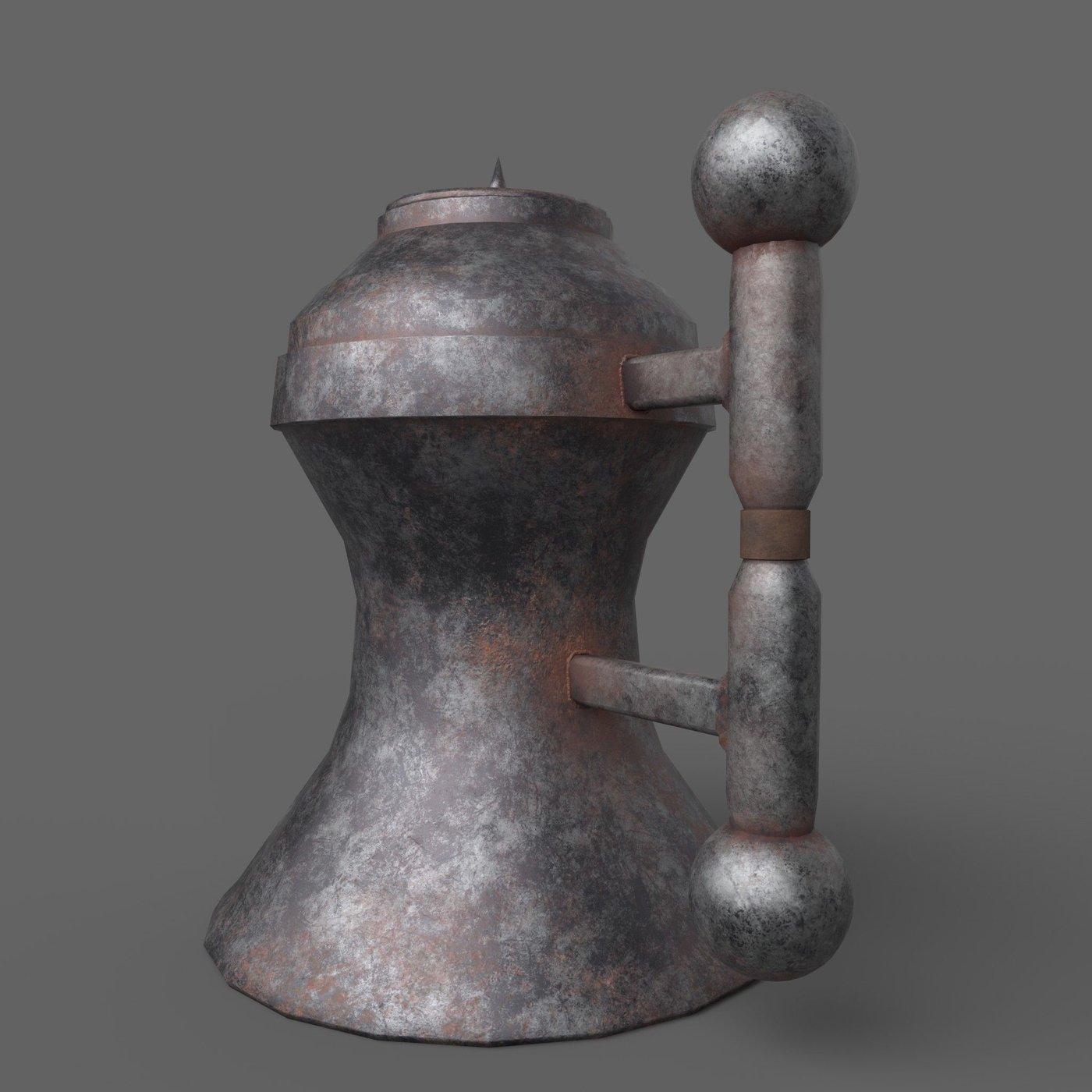 Medieval Tavern Kettle
