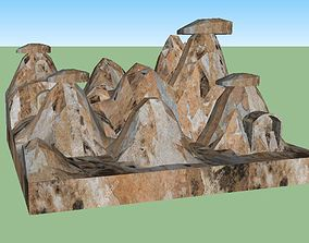 KAPADOKYA - TURKEY - 3D MODEL