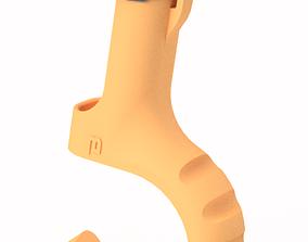 3D print model Prosthetic front leg for dog or cat