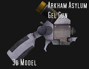 Arkham Asylum Gel Gun 3D Model