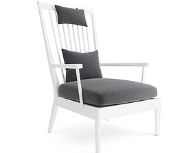 Lotta Chill-Out Chair 3D model chill-out
