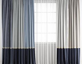 3D Curtain 176