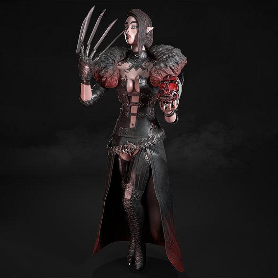 Wizetta - Blood Witch