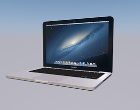 Macbook 13 3D
