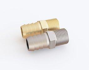 3D Hose connector