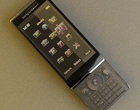 Sony Ericsson Aino U10i Black 3D