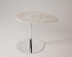 3D model fendi servus 3P Table