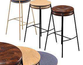 3D Eman bar stool