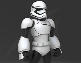 3D print model Trooper Man STL for