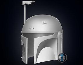 Boba Fett Helmet 3D print model