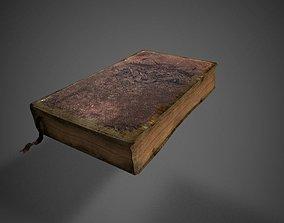 3D model Mystical Book