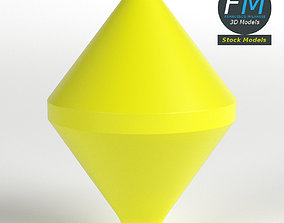3D Conic marker buoy