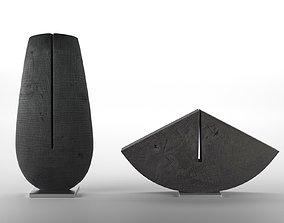 set 3D Decorative Objects Set 16