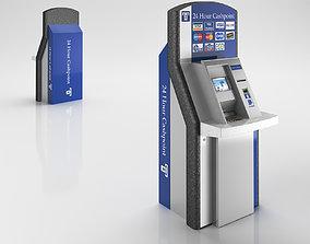 ATM model 3D