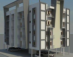 3D model apartment ext