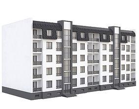 Townhouse 2 3D model