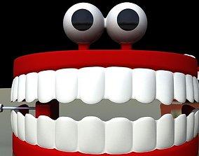 3D teeth wind-up