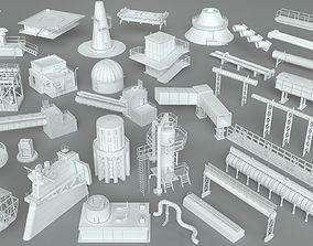 Industrial 3D Models | CGTrader