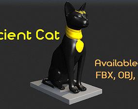 3D model Ancient Cat