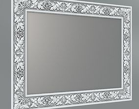3D model Frame for mirror 17