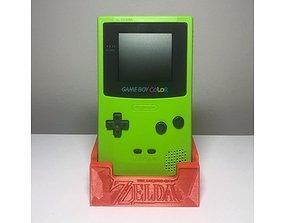 3D printable model The Legend of Zelda - Gameboy Colour 1