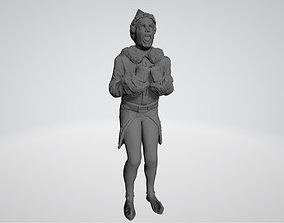 3D print model Will Ferrell Elf