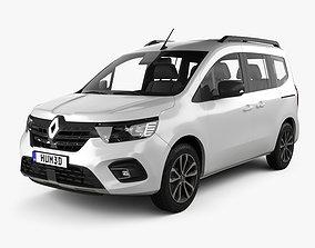 3D model Renault Kangoo 2021