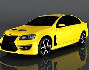3D asset Holden HSV GTS