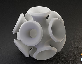 Math Object 101 3D printable model